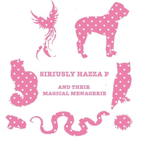 Siriusly Hazza P - Front Cover