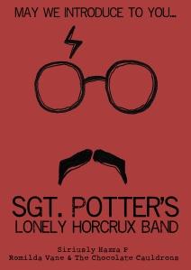 Sgt. Potter Poster